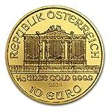 2015年 ウィーン金貨1/10オンス (クリアーケース付き)