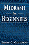 Cover of Midrash for Beginners by Edwin C. Goldberg 1568215991