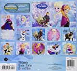 Disney Frozen Wall Calendar (2015)