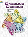 Dazzling Designs (Dover Design Coloring Books)