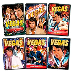 Vega$, The Complete Series.