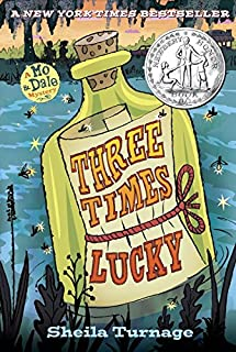 Book Cover: Three Times Lucky