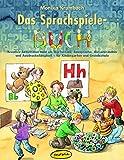 Das Sprachspiele-Buch: Kreative Aktivitäten rund um Wortschatz