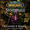 World of Warcraft: Stormrage (       UNABRIDGED) by Richard A. Knaak Narrated by Richard Ferrone