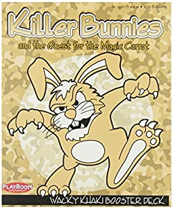 Killer Bunnies Khaki Booster