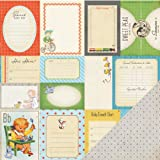 Crate Paper Little Boy Blue Accent Cuts