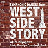 "SYMPHONIC DANCES from""WEST SIDE STORY"""