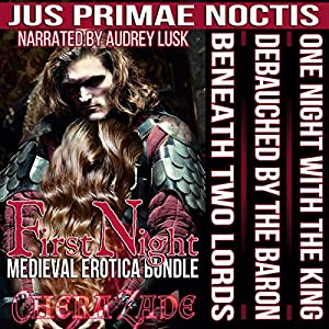 First Night: Medieval Erotica Bundle Audiobook