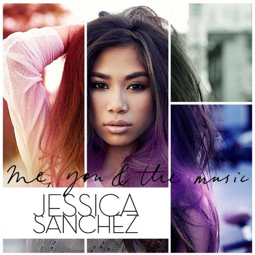 Jessica Sanchez Releases Her Debut Album 'Me, You and The Music'