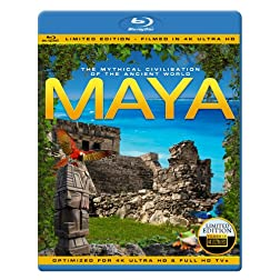 MAYA - The Mythical Civilisation Of The Ancient World [Blu-ray]