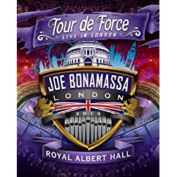 Tour De Force: Live In London - Royal Albert Hall [Blu-ray]