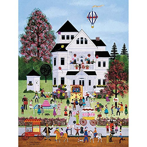 Ceaco Jane Wooster Scott - Birthday Mayhem Puzzle