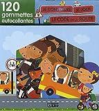 echange, troc Olivia Cosneau - Je Construis, Je Joue avec les Gommettes : le Code de Route