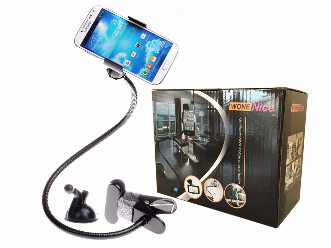 Buy Flexible Phone Holder For Bedroom Long Neck Cell Phone Holder