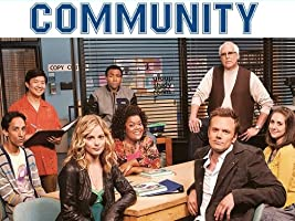 Community Season 1 [HD]