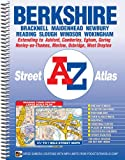 img - for A-Z Berkshire (A-Z County Atlas) book / textbook / text book
