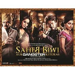 Saheb Biwi Aur Gangster Returns (Hindi Movie / Bollywood Film / Indian Cinema DVD) - 2013