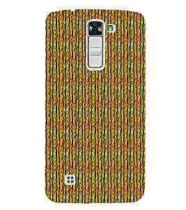 Abstract Art 3D Hard Polycarbonate Designer Back Case Cover for LG K7 4G Dual