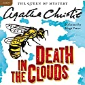 Death in the Clouds: A Hercule Poirot Mystery Audiobook by Agatha Christie Narrated by Hugh Fraser