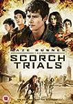 Maze Runner: The Scorch Trials [DVD]...