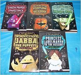 origami yoda series 5 book set tom angleberger