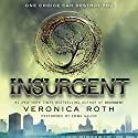 Insurgent: Divergent, Book 2 Audiobook by Veronica Roth Narrated by Emma Galvin