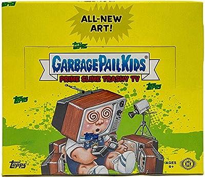 Garbage Pail Kids Prime Slime Trashy TV Hobby Box (Topps 2016)