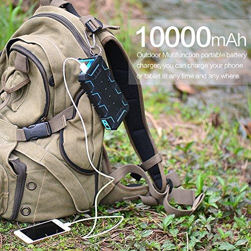 Zvedeng-10000mAh-Waterproof-Power-Bank