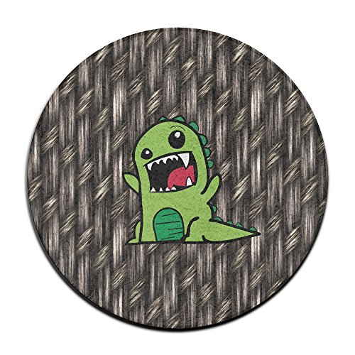 [ASCHO2 Dinosaur Indoor Outdoor Round Carpet Floor Mat - 2 Feet] (Dr Strange Modern Costume)