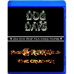 Inda Nood Short Film Double Feature - Dog Days & Grong the Crusher [Blu-ray]