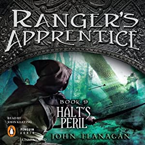 Ranger's Apprentice, Book 9: Halt's Peril | [John Flanagan]