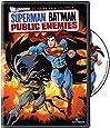 Superman/Batman: Public Enemies (Single-Disc Widescreen)