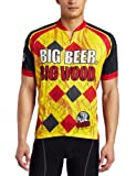 Novelty Cycling Jerseys Beer Brands