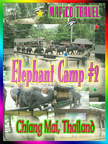 Clip: Travel Thailand Chiang Mai Maesa Elephant Camp #2