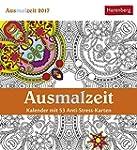 Ausmalzeit - Kalender 2017: Kalender...