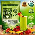 100% USDA Organic Matcha Green Tea Po...
