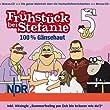 NDR 2 - Fr�hst�ck bei Stefanie 5 - 100 % G�nsehaut (3 CD-Set !)