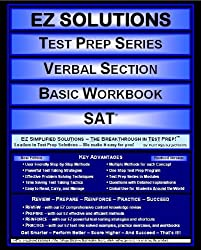 EZ Solutions - Test Prep Series - Verbal Section - Basic Workbook - SAT