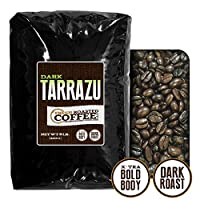 Dark Costa Rica Tarazu, Whole Bean Coffee, Fresh Roasted Coffee LLC.