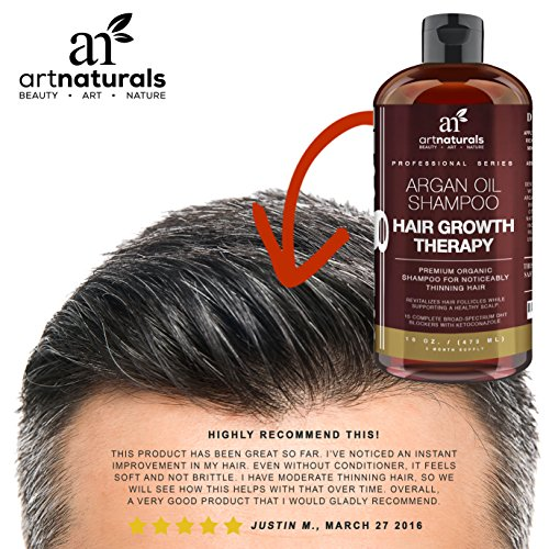 Best Natural Treatment For Hair Loss Men