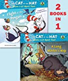 A Long Winter's Nap/Flight of the Penguin (Dr. Seuss/Cat in the Hat) (Deluxe Pictureback)