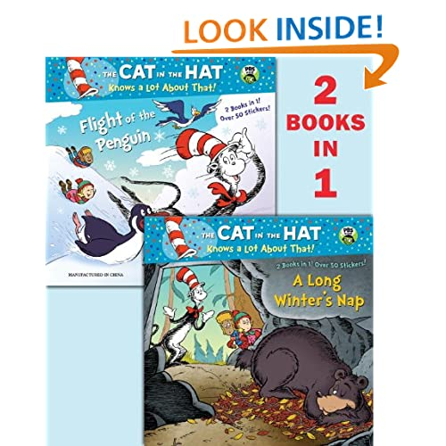 A Long Winter's Nap/Flight of the Penguin (Dr. Seuss/Cat in the Hat) (CITH Knows a Lot About That)
