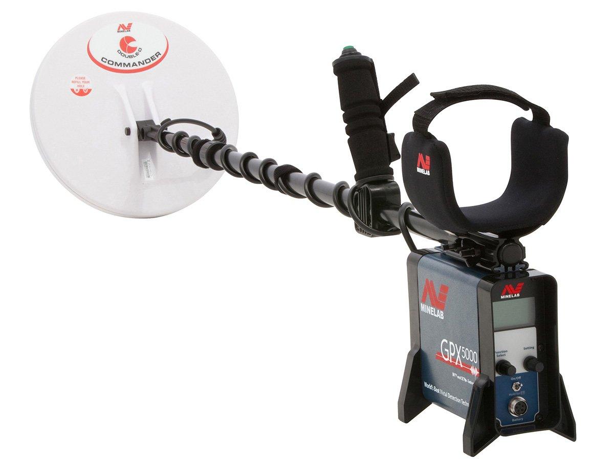 Minelab GPX5000 Metal Detector metal detector t2