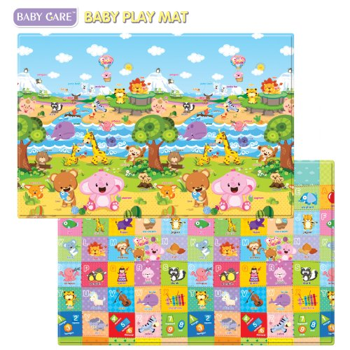Buy Baby Care Play Mat - Pingko Friends (Large)