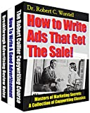 img - for How to Write Ads That Get The Sale!: A Collection of Copywriting Classics (Masters of Marketing Series Book 15) book / textbook / text book