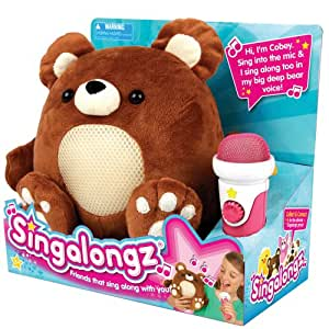 Singalongz Pets - Cobey the Bear by wos