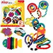 Sassy Baby's First Toy 6 Piece Gift Set