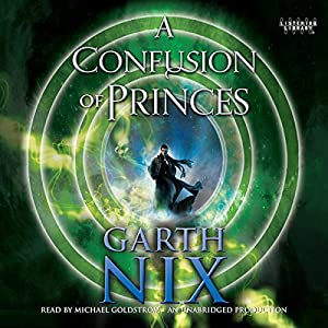 A Confusion of Princes Audiobook