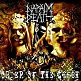 echange, troc Napalm Death - Order Of The Leech