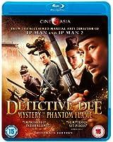 Detective Dee - Mystery Of The Phantom Flame [Blu-ray]